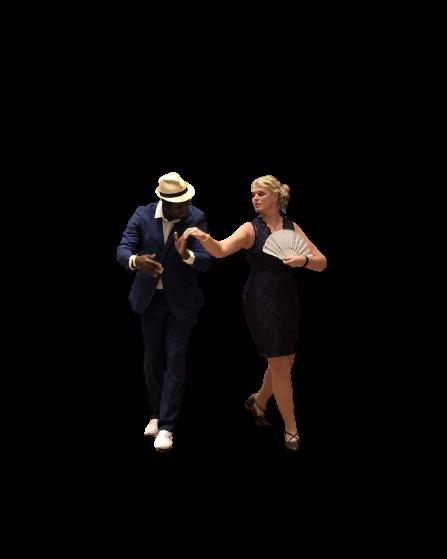 Cubansk Son hos Salsa Más Dance Academy